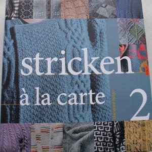 Neue Strickbücher auf dem Markt Teil 2