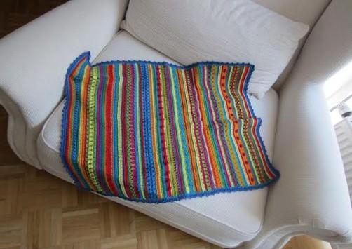 Crochet Along Babydecke von Nicole1
