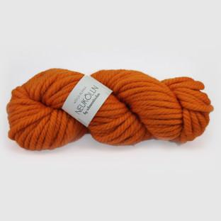 Merino-Alpakawolle NEUKÖLLN - Farbe Mandarine - schoenstricken.de