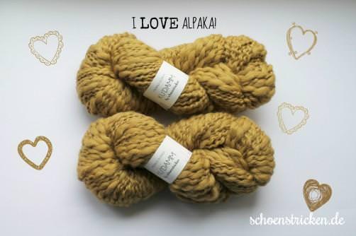Alpakawolle Kudamm von schoenstricken.de