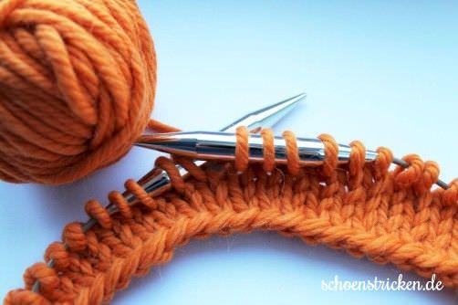 Wie wickel ich einen Wollstrang Teil 10 - schoenstricken.de
