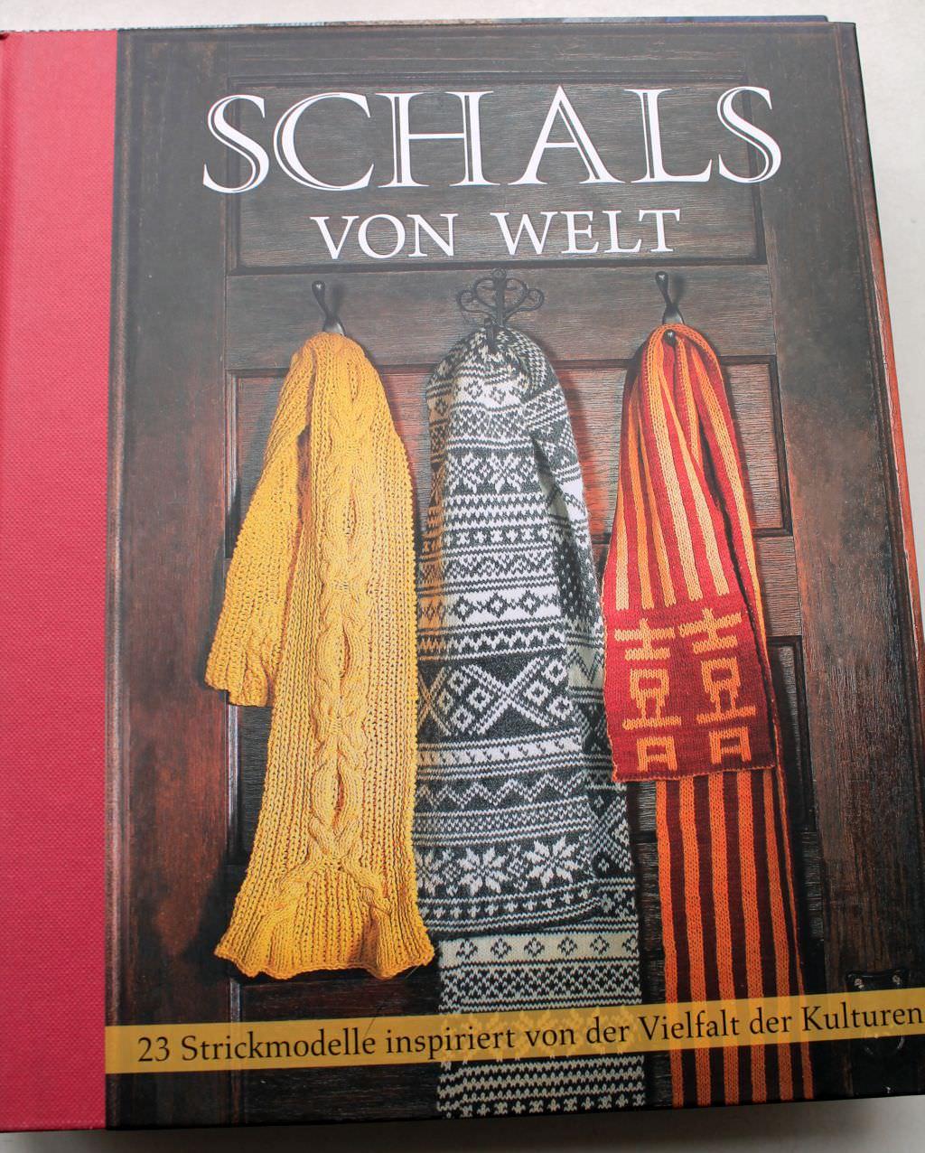Strickbuch Schals von Welt - schoenstricken.de