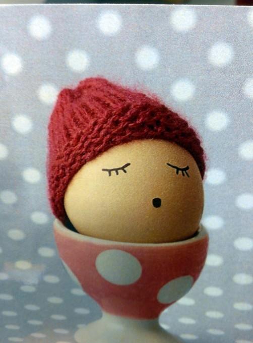 Eierwärmer stricken - schoenstricken.de