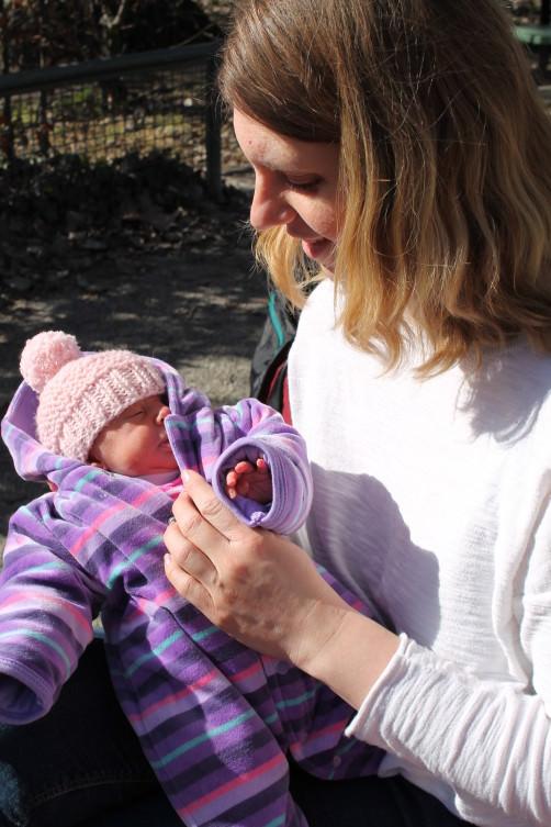 Babypudelmütze stricken - schoenstricken.de