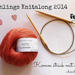 Wolle für das Frühlings Knitalong 2014