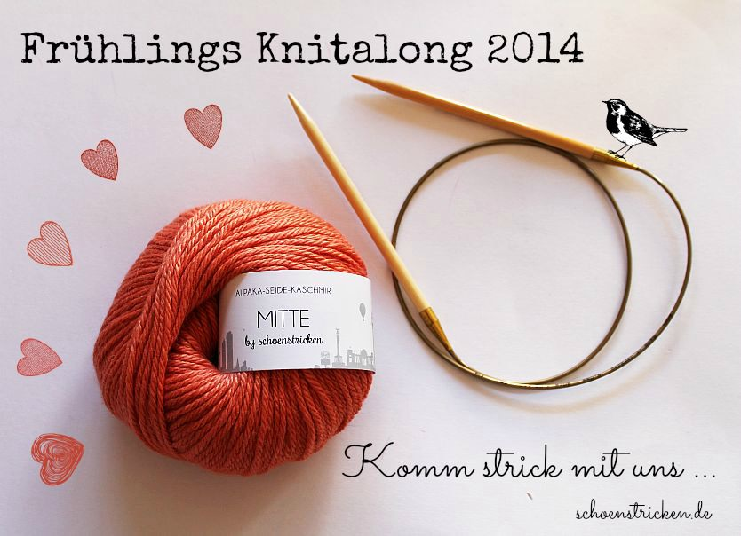 Knitalong schoenstricken