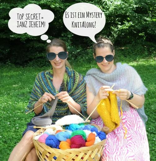 schoenstricken.de Frühlings Mystery Knitalong