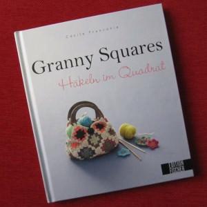 """Häkelbuch """"Granny Squares – Häkeln im Quadrat"""""""