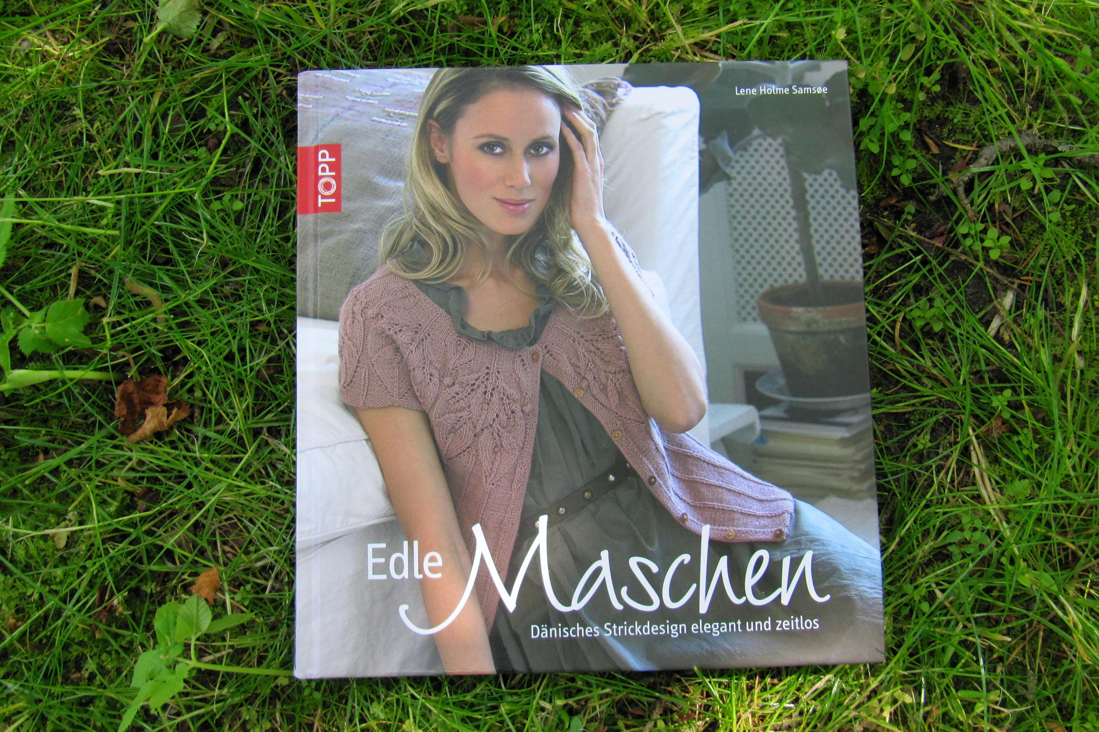 Edle Maschen Lene Holme Strickbuch schoenstricken.de
