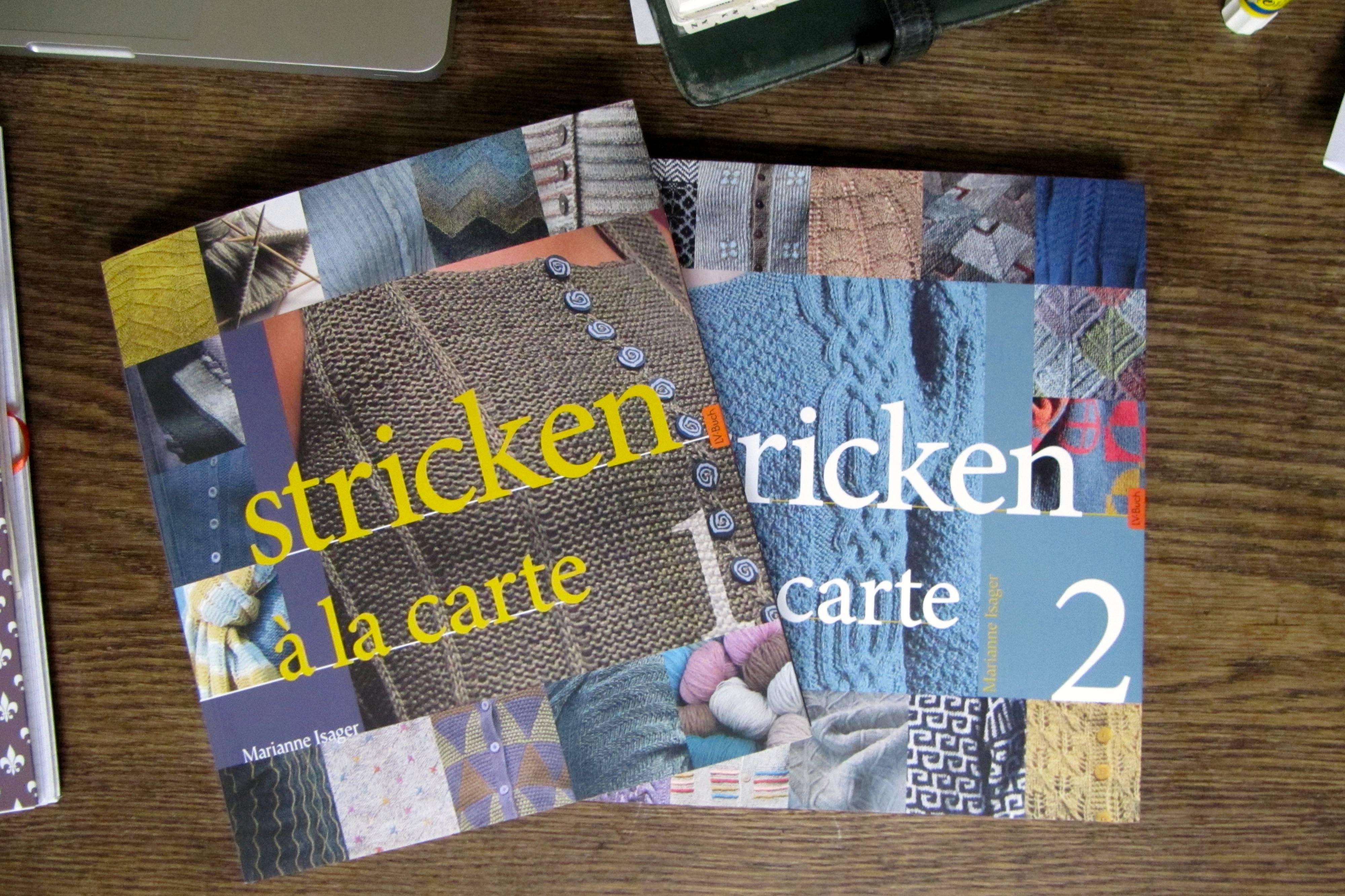Stricken a la carte Isager schoenstricken.de