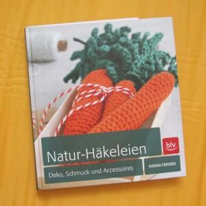 """Die Gewinnerin vom Häkelbuch """"Naturhäkeleien"""""""