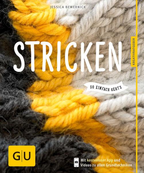 schoenstricken Anfänger Strickbuch Cover final