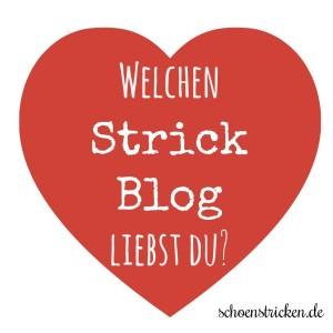 Lieblings-Strickblog gesucht
