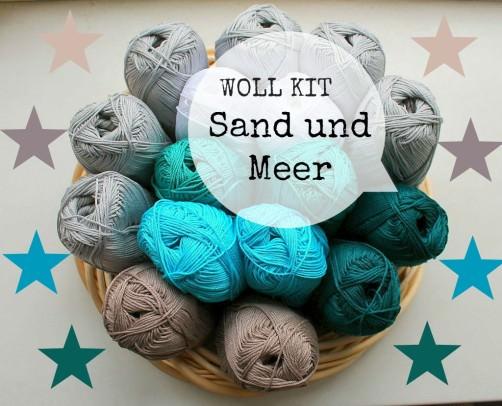 Wolle für den Taschen Crochetalong von schoenstricken.de