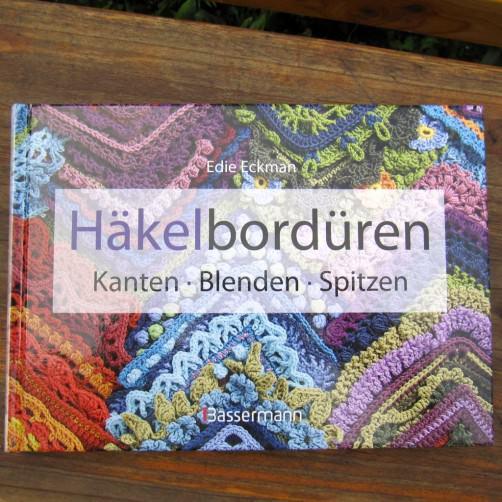 Buchrezension  Häkelbordüren von Edie Eckmann schoenstricken.de