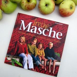 """Strickbuch Rezension """"Freche Masche"""""""