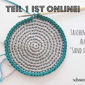 Taschen Crochetalong Teil 1
