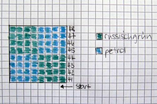 Taschen Crochetalong Grafik Muster 2 schoenstricken.de