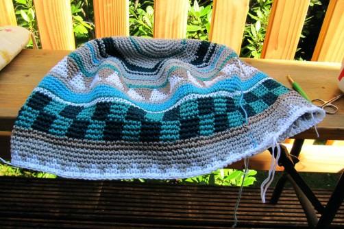Taschen Crochetalong Teil 2 Muster 2 schoenstricken.de