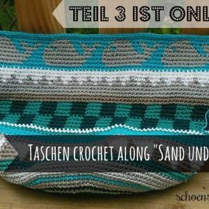 Taschen Crochetalong Teil 3