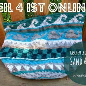 Taschen Crochetalong Teil 4