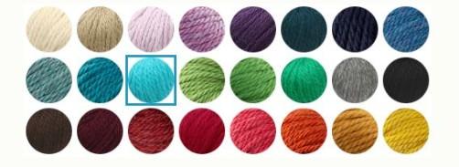 Farben für Sternmütze MÜGGELSEE Alpaka-Merinowolle von schoenstricken.de