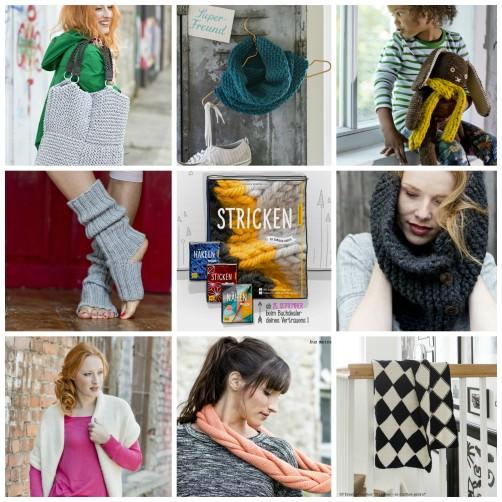 Stricken so einfach gehts Jessica Bewernick Strickprojekte schoenstricken.de