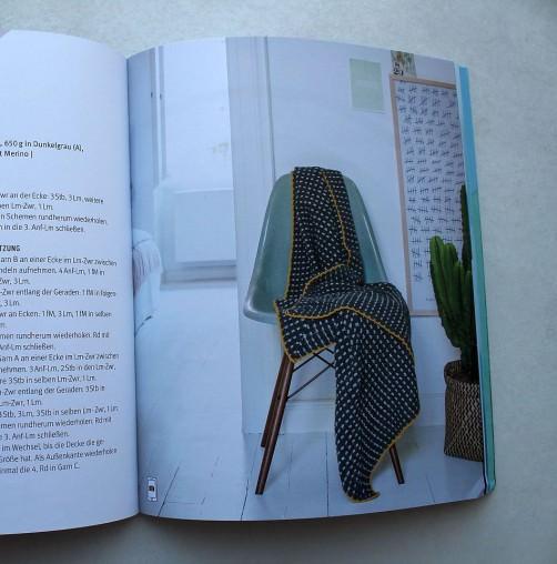 Stylische Decke häkeln schoenstricken.de