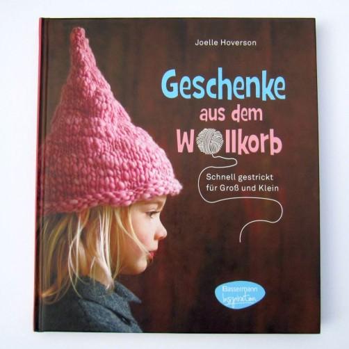 Titel Buchrezension Purlbee Geschenke aus dem Wollkorb schoenstricken.de