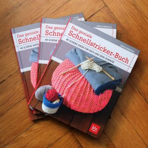 And the Winner are: Die Schnellstrickerbuch Gewinner