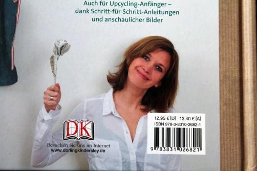DIY Buchvorstellung aus alt mach schön Autorin schoenstricken.de