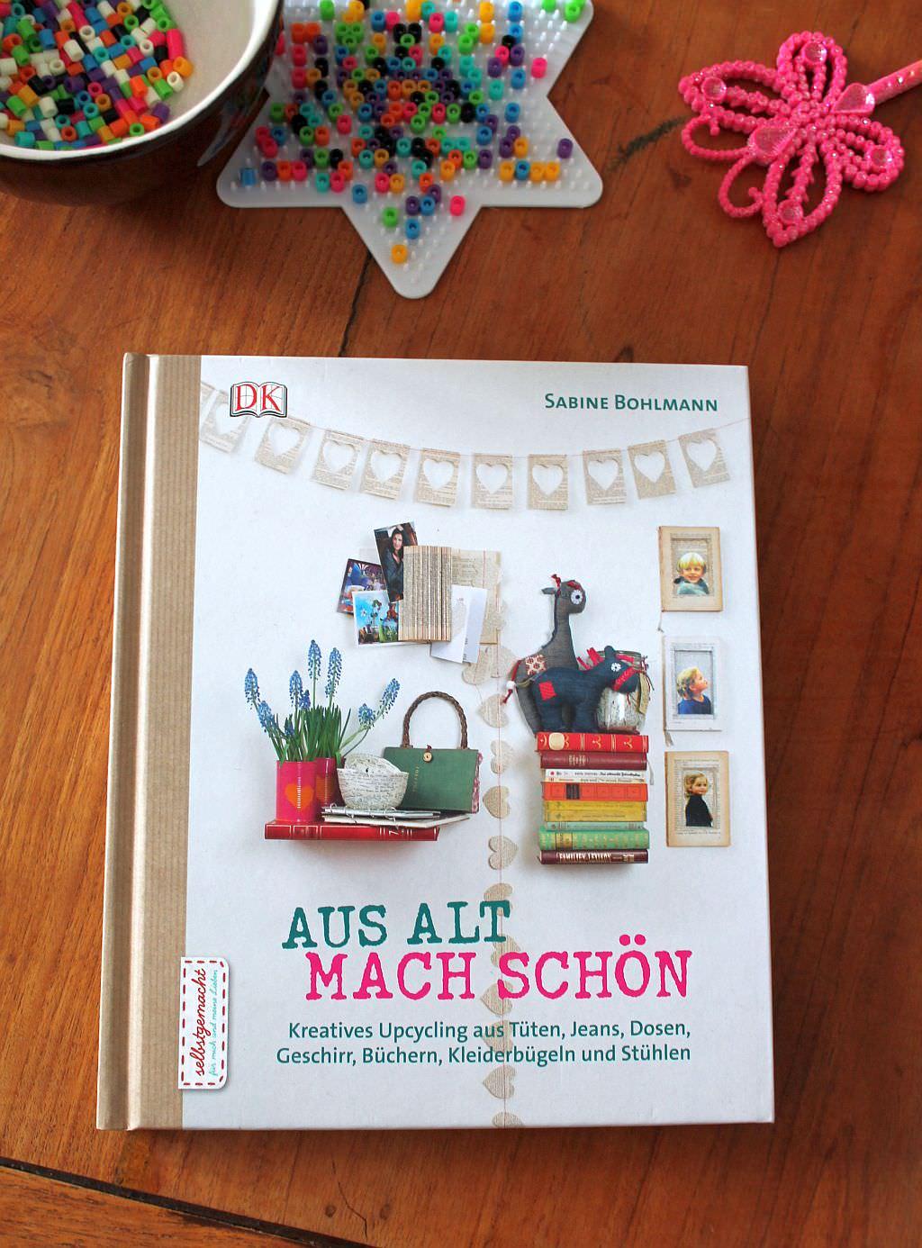 DIY Buchvorstellung aus alt mach schön schoenstricken.de