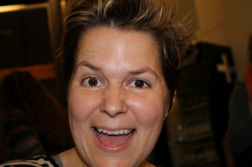 Jessica Schnellstrickerbuchparty 1 schoenstricken.de