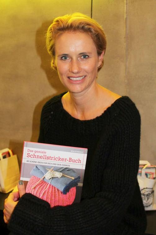 Schnellstrickerbuch Nina schoenstricken.de