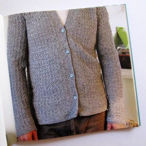 Buchrezension Häkeln für Männer Kettenhemd schoenstricken.de