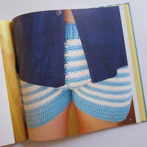 Buchrezension Häkeln für Männer Shorts schoenstricken.de