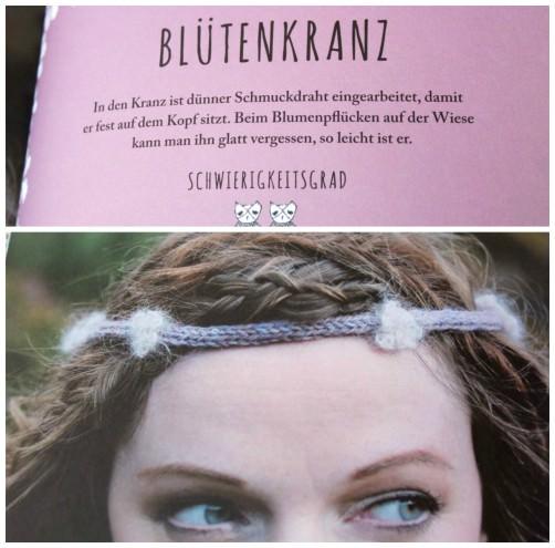 Elfenstrick Buch Blütenkranz schoenstricken.de