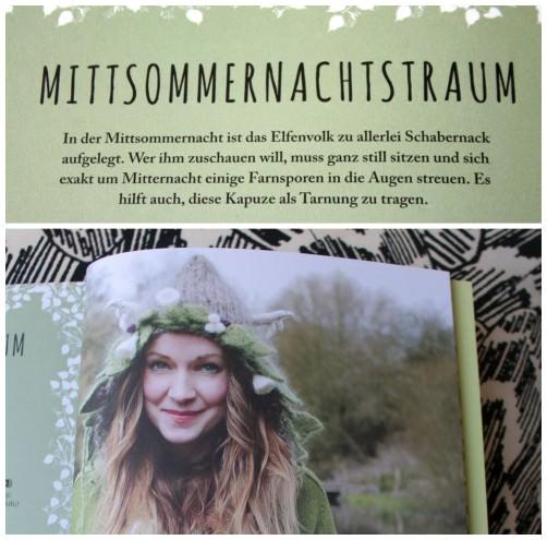 Elfenstrick Buch Mittsommernachtstraum schoenstricken.de
