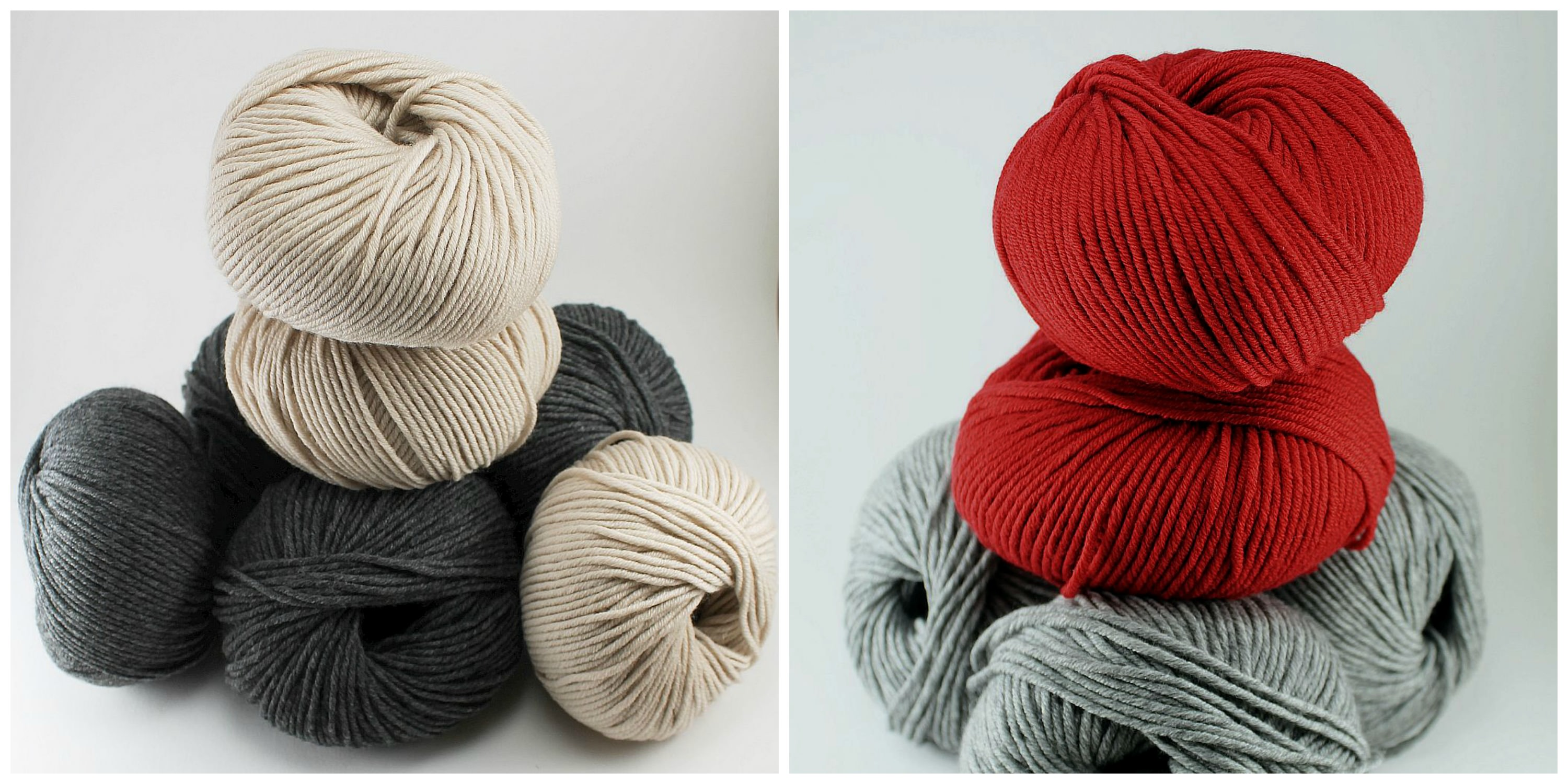 Merino Wollpaket Superkit Advents Knitalong schoenstricken.de