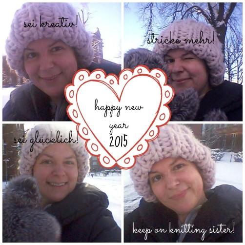 Happy New Year schoenstricken.de