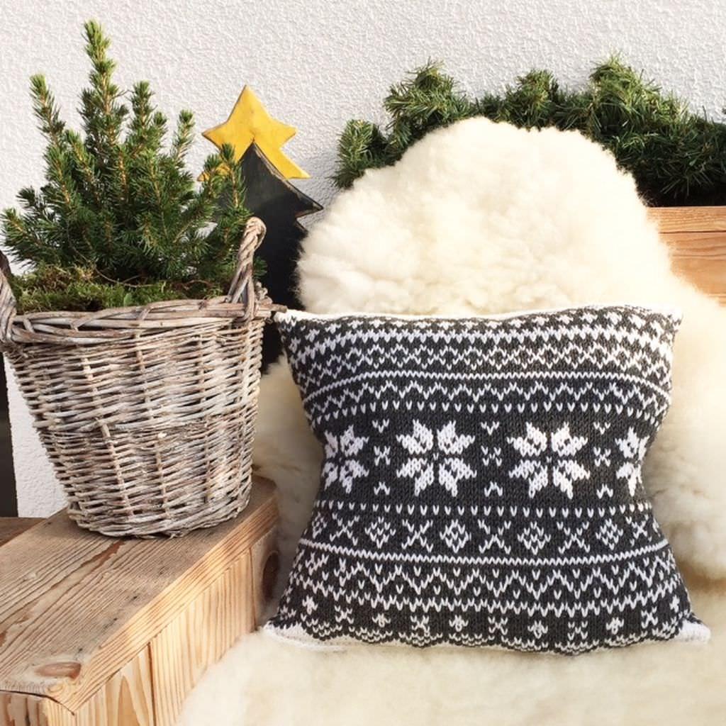 bildergalerie knitalong norwegermuster kissen. Black Bedroom Furniture Sets. Home Design Ideas