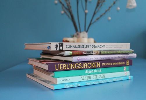 Kreativbücher Vorstellung schoenstricken.de