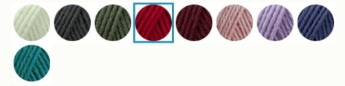 neue Farben für unser Merino Dreeickstuch LOLA von schoenstricken.de