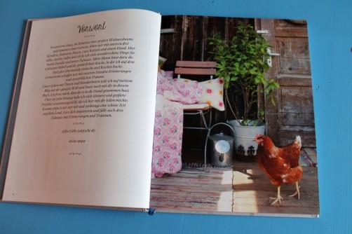 Zuhause selbst gemacht Kreativbuch Vorstellung 1 bei schoenstricken.de