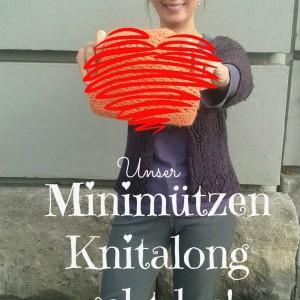Mini Mützenknitalong Teil 1