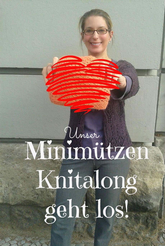Mini Mützenknitalong. schoenstricken.de