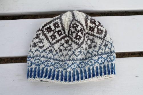 Norwegermütze für Kinder stricken schoenstricken.de