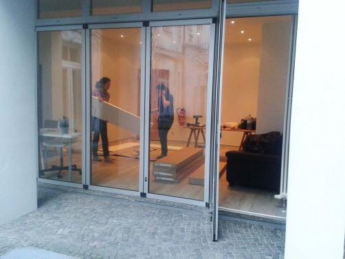 Neues Büro einrichten schoenstricken.de