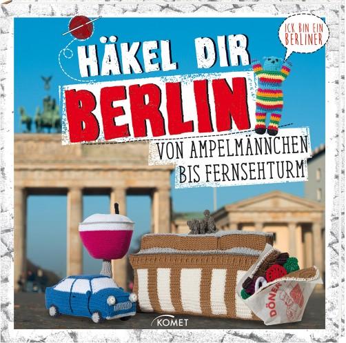 Häkel dir Berlin das neue Buch von schoenstricken.de