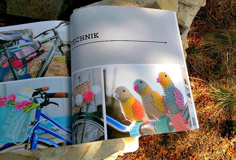 schoenstricken.de | diy Buchvorstellung Pimp my Bike